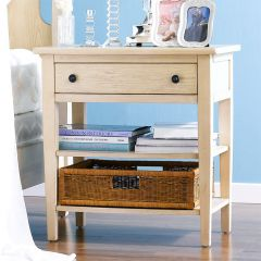 B3505-05  Open Nightstand