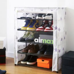 Neat Shoe  Cabinet