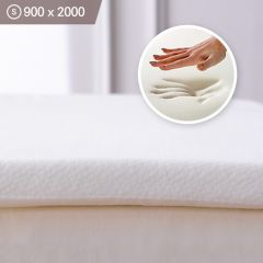 Memory Foam-900  Single  Mattress Topper 900