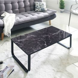 8080  Glass Coffee Table