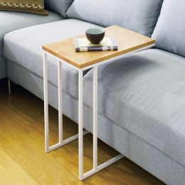 Lotus-300-White  Sofa Desk