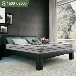 EL-FLEX-1500   Queen Pocket Spring Mattress (상단)