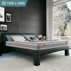 EL-FLEX-1200   Super Single Pocket Spring Mattress (상단)