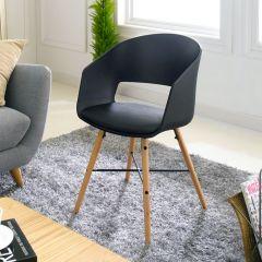 Cai-Black  Chair
