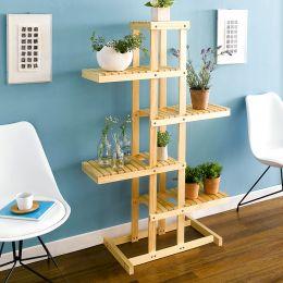 (0) WK-5551  Wood Rack & Cat Tower