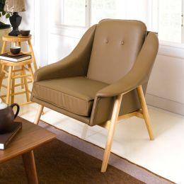 Camello-Cappuchino  Single Chair