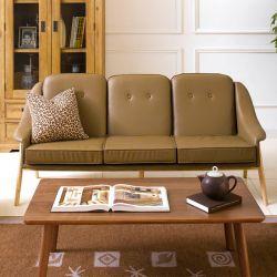 Camello-Cappuchino  3-Seater Sofa