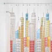 43298ES Shower Curtain  (Size: 180cm x 200cm)