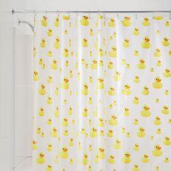 26480ES Shower Curtain  (Size: 183cm x 183cm)