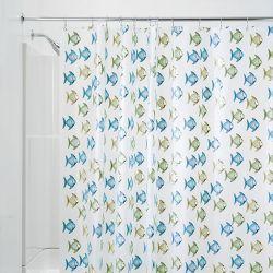 27797ES  Shower Curtain  (Size: 180cm x 200cm)