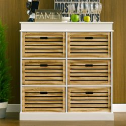 Bali-222  6-Drawer Chest