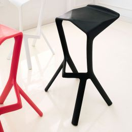 PP-602-BLACK  Counter Chair