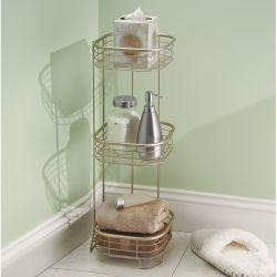 28665ES  3-Tier Shower Shelf