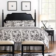 Mandy-64H-HB  King Poster Bed