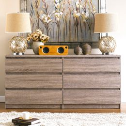 71072CJ  Drawer Dresser