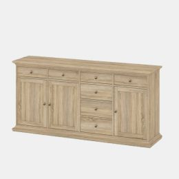 79854AK  7-Drawer Sideboard