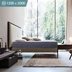 Mainz-1200  Super Single Mattress (상단)