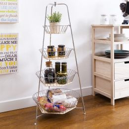CK1794A  4-Shelf Storage Rack