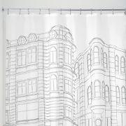 56920ES  Shower Curtain  (Size: 183cm x 183cm)