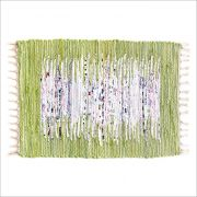 SSA-403-Green-45x120  100% Handmade Carpet