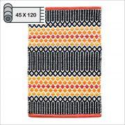 SSA-404-Coral-45x120   100% Handmade Carpet