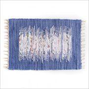 SSA-403-Blue-45x70   100% Handmade Carpet