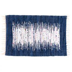 SSA-403-Navy-45x70   100% Handmade Carpet