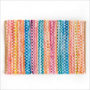SSA-406-Orange-45x70   100% Handmade Carpet