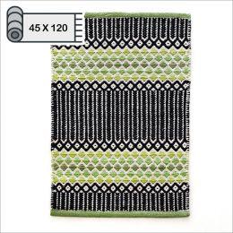SSA-404-Green-45x120  100% Handmade Carpet