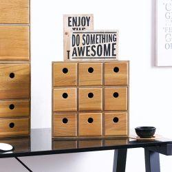 E-0202  Wooden Storage
