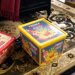 8419100-1937-Cube  Vintage Fast Food C-Box
