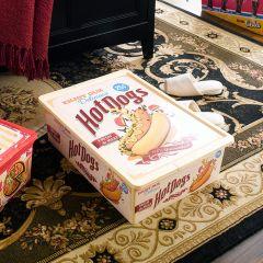 8416000-1863-L  Vintage Fast Food C-Box