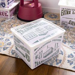 8419100-2081-Cube  Wood C-Box