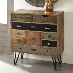 68224  9-Drawer Console