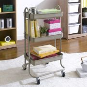 ST25346-C-Brown  Storage Cart