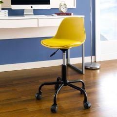 Minnie-Dark Yellow  Smart Chair