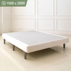 Foundation-1500  Queen Mattress (하단) (Plastic 다리 8개 포함)