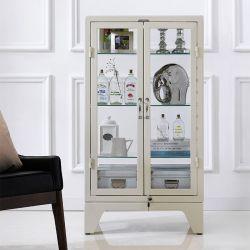 16-003-Ivory  Metal Cabinet