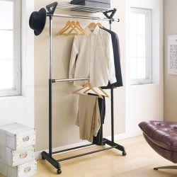 HG77B  Single Hanger Rack