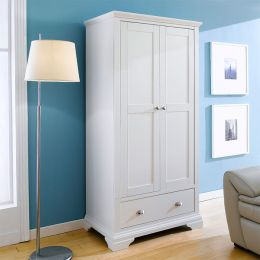 HAMPSTEAD 8006-81-2  Double Wardrobe