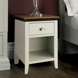 HAMPSTEAD-Two Tones  Nightstand