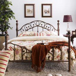 4622  Queen Metal Bed
