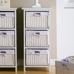 Jenni-3  3-Drawer Chest