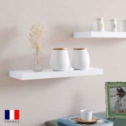Etagere-DS4-White  Wall Shelf