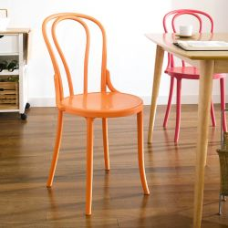 SW-861A-Orange Chair