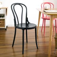 SW-861A-Black Chair