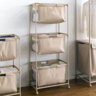 EASI-00108  3-Tier Laundry Sorter