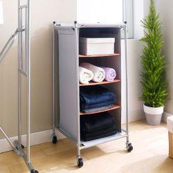 EASI-13090020-00109  4-Shelf Storage Closet