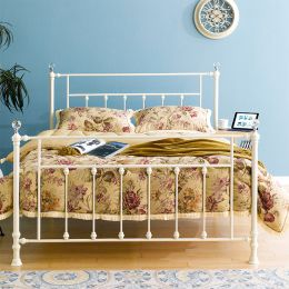 H9226-Q  Queen Metal Bed