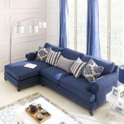 U4074-74  Sofa w/ Chaise